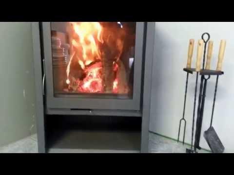 Ενεργειακή σόμπα ξύλου CARBEL Η4 10KW