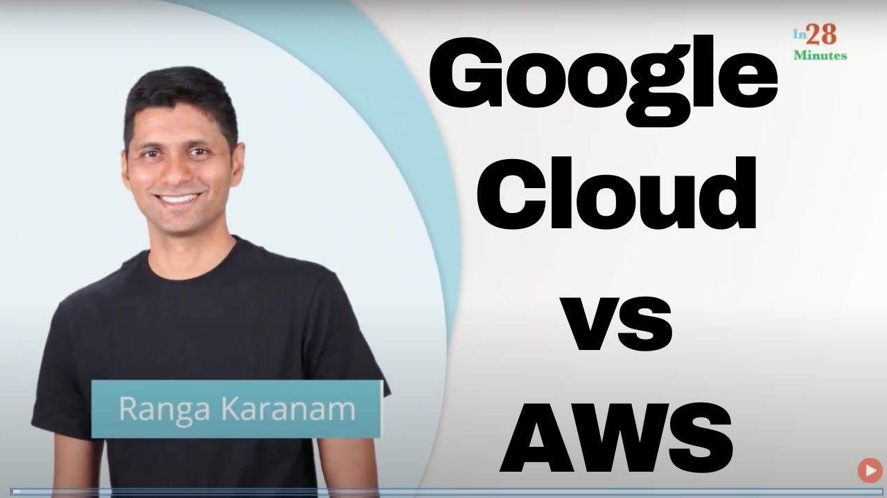 Google Cloud Platform (GCP) vs AWS   Compute Services   1