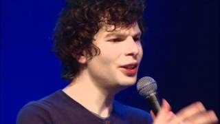 Simon Amstell Do Nothing Live (clip)