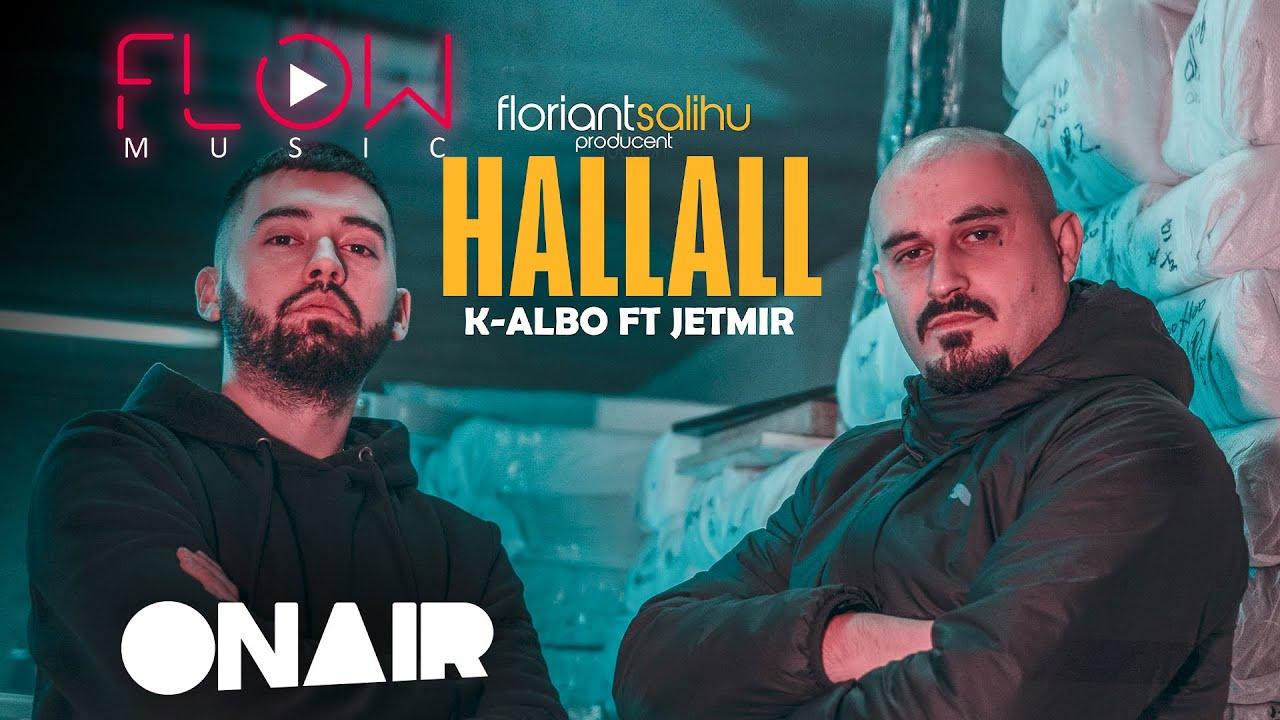 Download K-ALBO ft.JETMIR  - HALLALL (Official Video 4K)