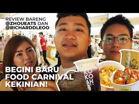 Explore Dan Review Food Carnival Sun Plaza Medan 2019