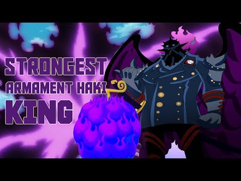 KING THE WILDFIRE'S DEVIL FRUIT REVEALED   THE STRONGEST ARMAMENT HAKI USER     ONE PIECE 926+
