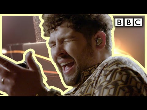 UK's James Newman performs Eurovision 2020 song 'My Last Breath' Live - BBC