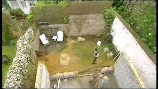 Small Town Gardens - 5 Dec 2003 - East Molesey, UK - garden makeover