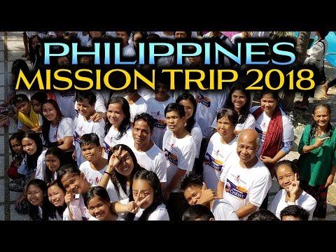 Philippines Mission Trip 2018