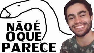DESENHOS QUE LHE TRARÃO PESADELOS - Quick Draw 15