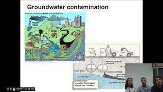 Groundwater: contamination & subsidence