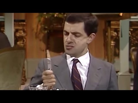 Dinner Time   Funny Clips   Mr Bean Official