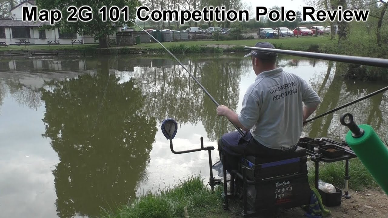Map 501 2g Pole.Map 2g 101 Competition Pole Review