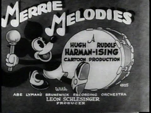 Opening to The Golden Age of Looney Tunes, Vol 1: 1930s Musicals 1992 VHS True HQ