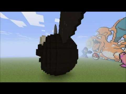 Making a deadmau5 head in Minecraft