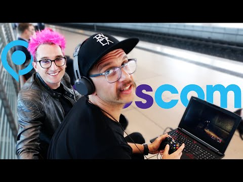 Gamescom 2016: Welcome to Cologne