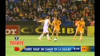 Las Noticias - Vence Pumas 2-1 a Tigres de la UANL en el estadio Universitario