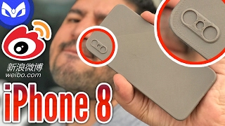 HICE EL iPhone 8 EN 3D !