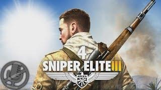 видео Sniper Elite 3 Прохождение на русском Ущелье Халфайи Часть 6