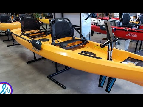 Hobie Mirage Compass Duo Tandem Fishing Kayak Walkthru