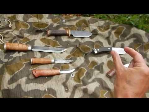 Bushcraft Girl on Knives - Form provenance - what is the functional family tree of your knife?