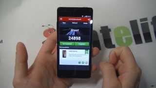 ZTE Nubia Z5s mini Snapdragon 600 обзор смартфона/smartphone review