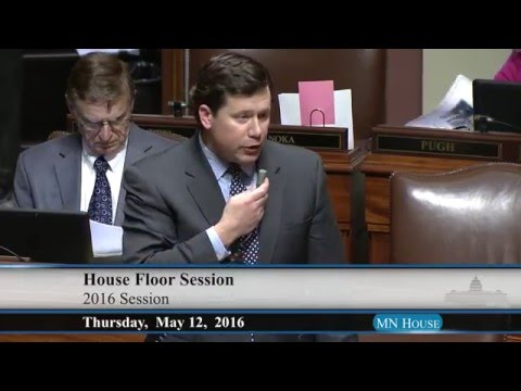 House Floor session - part 2  5/12/16