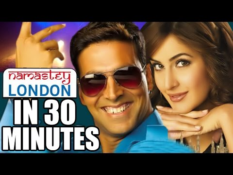 Latest Hindi Movie | Namastey London | Showreel | Akshay Kumar| Katrina Kaif