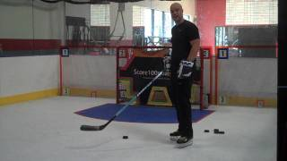 Hockey : SlapShot Fundamentals