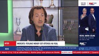 """OL - Yvan Le Mée : """"Il n'y a rien de fait"""" pour Ferland Mendy au Real"""
