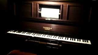 1928 Themola London Pianola - Hot Time In The Old Town Tonight