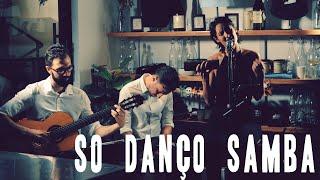 NOVA - Só Danço Samba (Jobim) - Trio live @ Pali Wine Co.