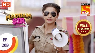 Maddam Sir - Ep 208 - Full Episode - 29th March, 2021