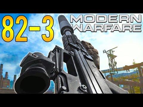 The literal GOD GUN of the Modern Warfare Beta - Видео онлайн