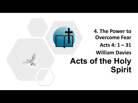 13 June 2021   Acts Of The Holy Spirit 4