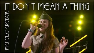 it don t mean a thing if it ain t got that swing michelle creber