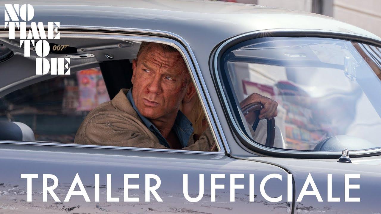 NO TIME TO DIE – Trailer Ufficiale - Dal 12 Novembre al cinema (Universal Pictures) HD