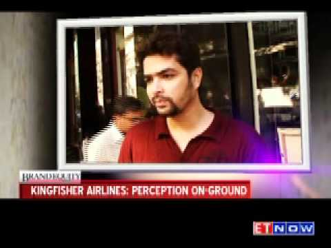 Brand Equity - Kingfisher Airlines - Perception On-Ground