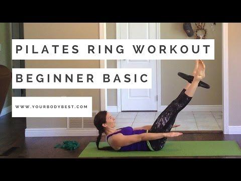 Pilates Ring Workout: Beginner Basics