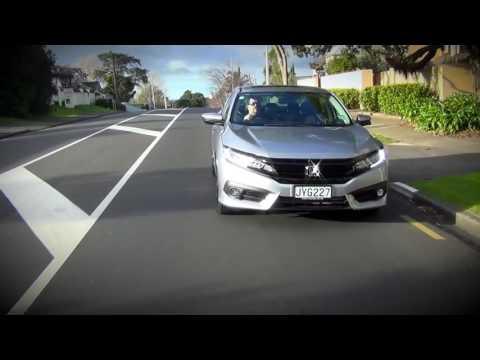 NZ Company Vehicle Magazine 2016 Honda Civic RS Turbo
