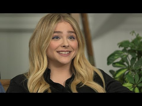 Chloe Grace Moretz on Louis C.K. and the MeToo movement