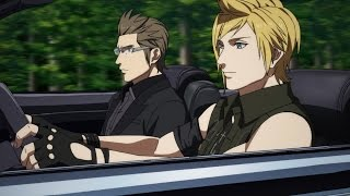 BROTHERHOOD FINAL FANTASY XV Episode2 「Dogged Runner」/ファイナルファンタジー15