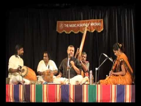 Bhogeendra Shaayinam (Live at The Madras Music Academy)