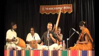 Bhogeendra Shaayinam (Live at The Madras Music Academy)