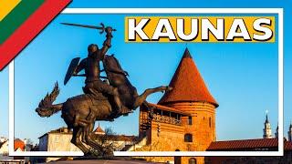 QUÉ VER Y HACER EN KAUNAS ⚔️ | Lituania #1