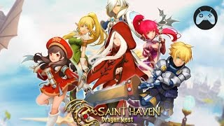 DRAGON NEST: SAINT HAVEN Android Gameplay