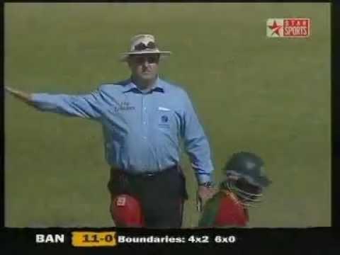 August 2006: Bangladesh Vs Zimbabwe (5th ODI)