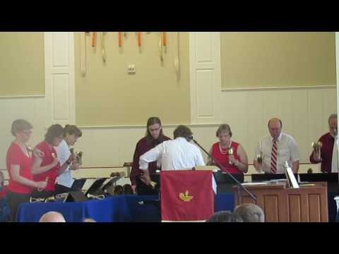 """Christian Temple Prelude June 4th 2017 """"Celebrate and Ring"""" D. Edwards"""