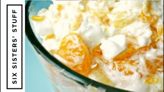 How To Make 5 Cup Creamy Fruit Salad