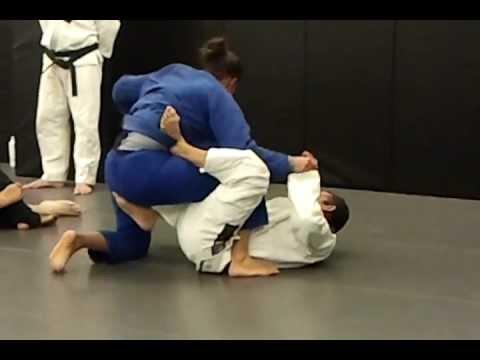 All in nights roll at Marcelo Garcia Jiu Jitsu Academy