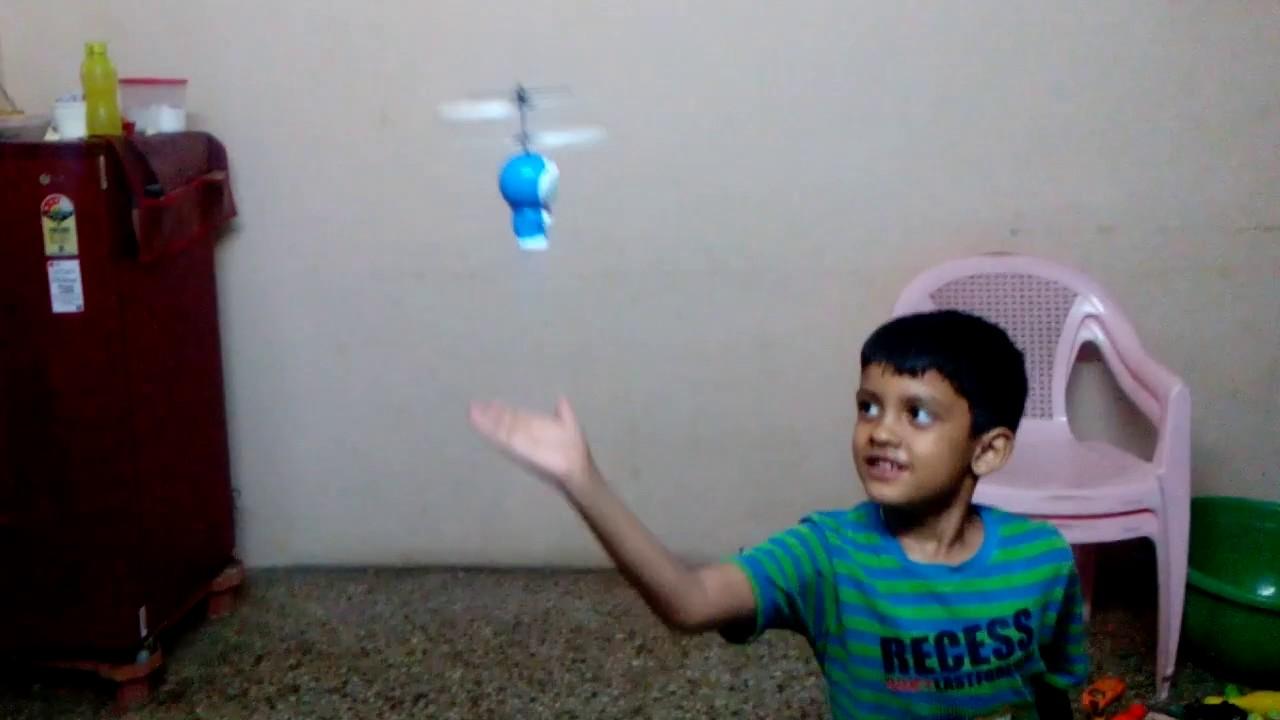 Doremon Flying Toy Hand Sensor Youtube Maainan Doraemoon Kyutt