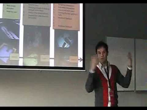 Interactive Media Products The Human Touch Lecture 01/part1