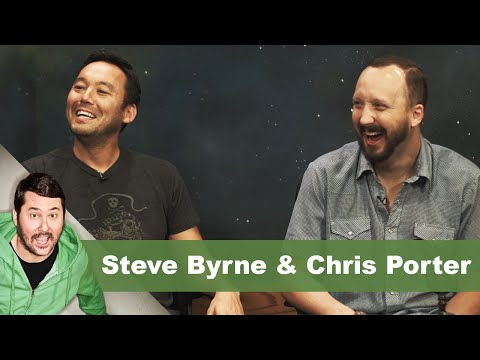 Steve Byrne & Chris Porter  Getting Doug with High