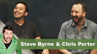 Steve Byrne & Chris Porter | Getting Doug with High